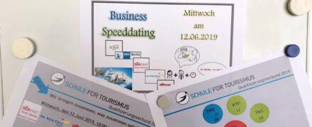 Business SpeedDating - Arbeitgeber trifft Arbeitnehmer